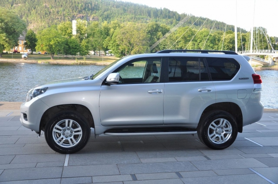 Annonce occasion, vente ou achat 'Toyota Land Cruiser'