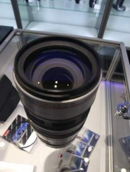Annonce occasion, vente ou achat 'objectif Canon EF100-400mm f/4,5-5,6 L I'