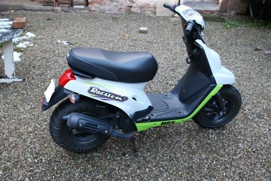 scooter mbk à coulon - Annonce gratuite marche.fr