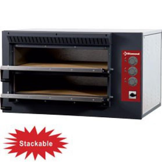 Annonce occasion, vente ou achat 'Four électrique a pizza 2 chambres'