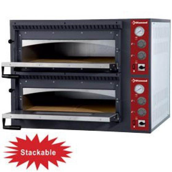 Annonce occasion, vente ou achat 'Four électrique 2x4 pizzas 2 chambres'