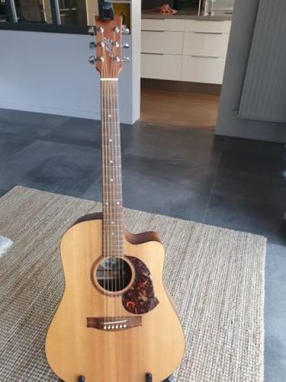 Guitare Electro Acoustique Maton SRS70C