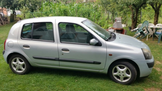 Renault Clio 2 1.9 Diesel