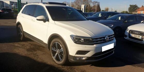 Annonce occasion, vente ou achat 'Volkswagen tiguan ii 2.0 tdi 150 bluemot'