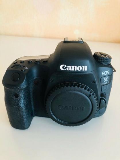 Annonce occasion, vente ou achat 'Canon eos 6D MARK II'