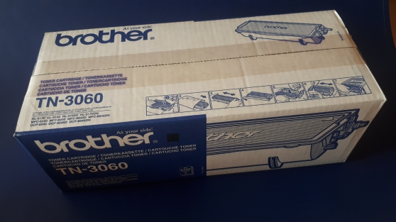 Annonce occasion, vente ou achat 'Toner BROTHER TN-3060'