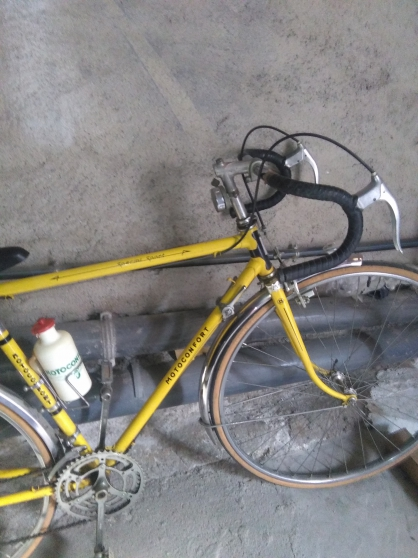 Vélo vintage pour homme