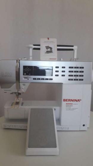 Je donne machine à coudre Bernina B550