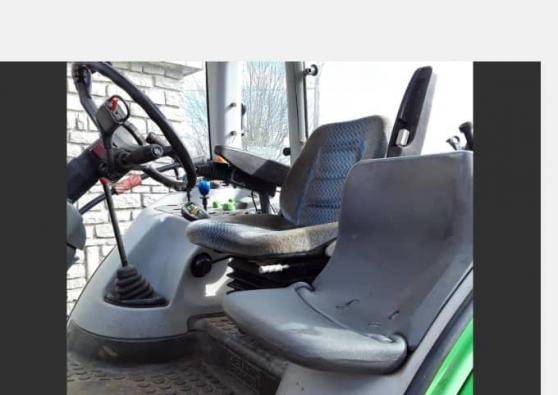 Annonce occasion, vente ou achat 'Tracteur deutz agrotron'