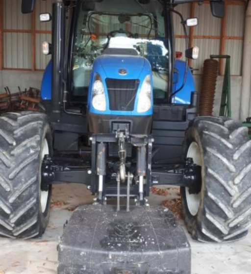 Annonce occasion, vente ou achat 'Tracteur New Holland T6070 RC'