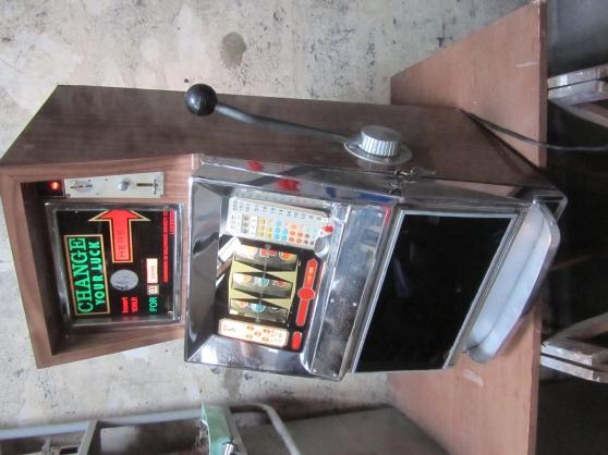 Machine à sous avec PAYOUT
