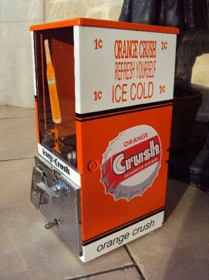 Distributeur bonbons toy n joy usa 1950 automate juke for Bar le duc code postal