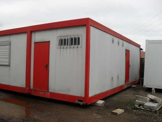 bungalows d 39 occasion tres urgent mat riaux de construction baraques de chantier mareil en. Black Bedroom Furniture Sets. Home Design Ideas