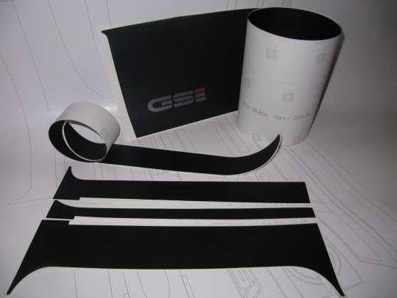 Kit autocollants pour Opel kadett GSI
