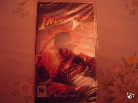 PSP Indiana Jones et le Sceptre des Rois