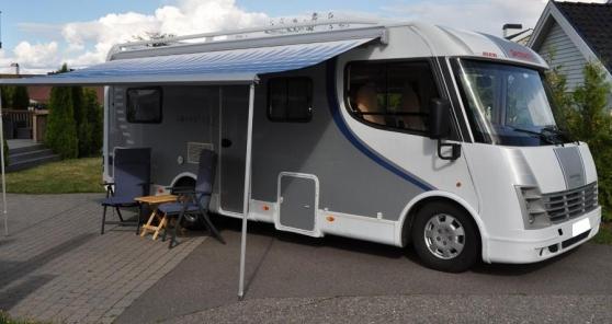 belle camping car dethleffs 6501 b advan caravanes camping car divers caravanes camping car. Black Bedroom Furniture Sets. Home Design Ideas