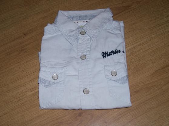 """chemise """"vert baudet"""" 2ans (ref C1)"""