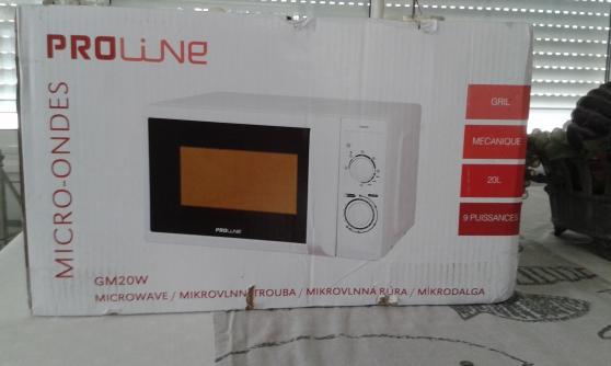 Annonce occasion, vente ou achat 'Micro-onde neuf'