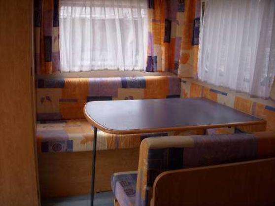 Caravane caravelair antares année 2003