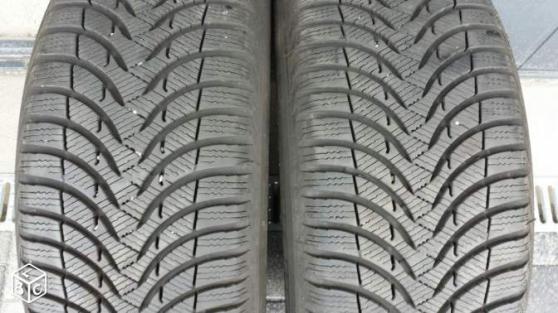 Annonce occasion, vente ou achat 'pneus hiver'