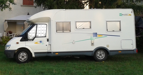 profile chausson welcome 74 caravanes camping car