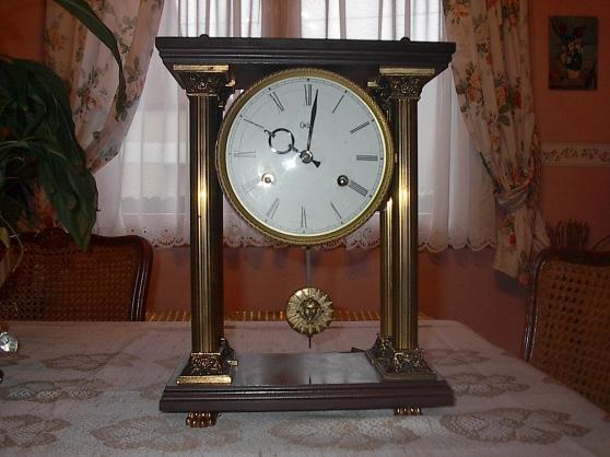 Pendule pendulette de salon horloge de s