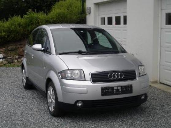 Audi A2 1,4 TDI Lav km.stand