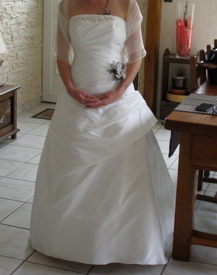 robe de mariée Linéa Raffaeli
