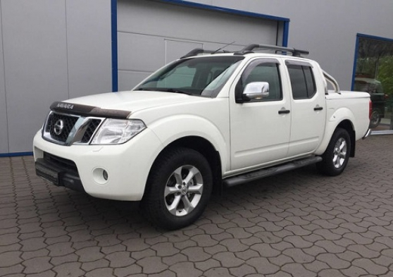 Pick-up Nissan Navara 2.5 DCI DOUBLE CAB