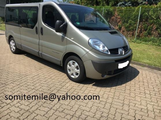 Renault Trafic 2.0 dCi 115 Passenger 9 S