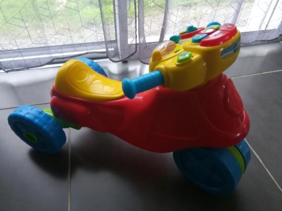 Porteur moto 2 ou 3 roues