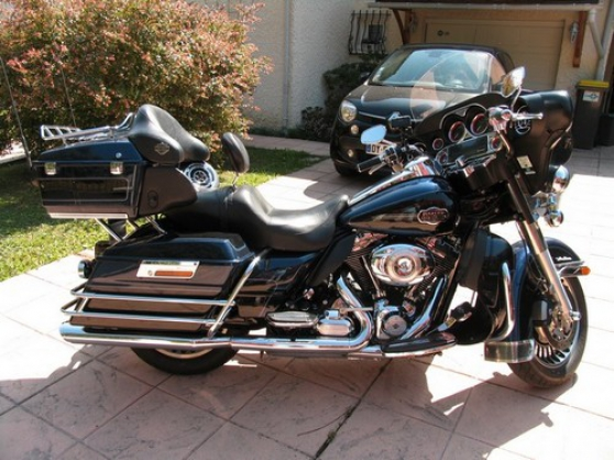Annonce occasion, vente ou achat 'HARLEY DAVIDSON ELECTRA-GLIDE ULTRACLASS'
