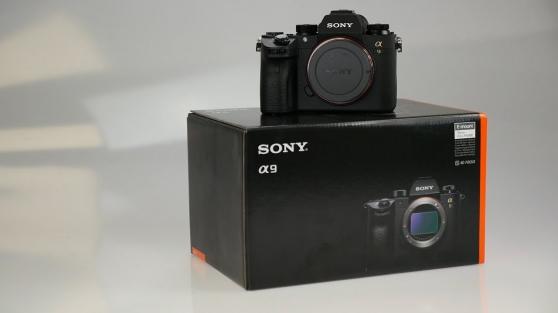 Annonce occasion, vente ou achat 'Sony A9 24.2MP Appareil photo'