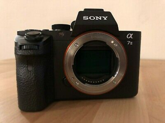 Annonce occasion, vente ou achat 'Sony A7II'