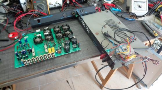 Réparations hifi haut de gamme Audiophil