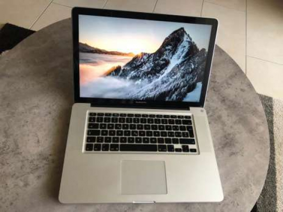 Annonce occasion, vente ou achat 'Macbook Pro 15\