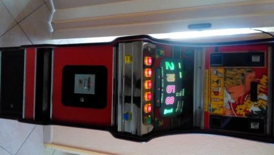 Annonce occasion, vente ou achat 'Machine à poker'