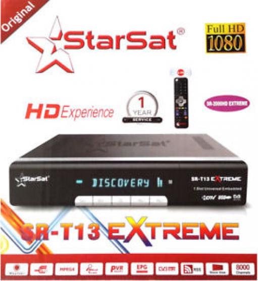 Starsat SR-2000 HD EXTREME T13