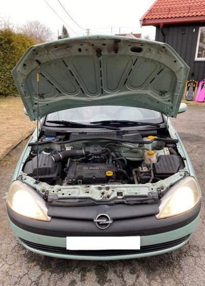 Opel Corsa idéal