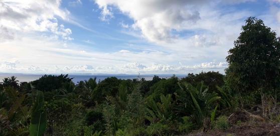 Terrain proche met île Sainte Marie