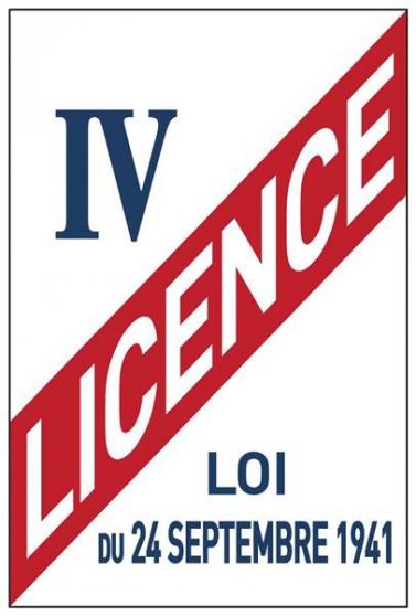 Annonce occasion, vente ou achat 'Licences IV'