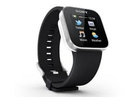 montre sony smartwatch liveview neuf 25e