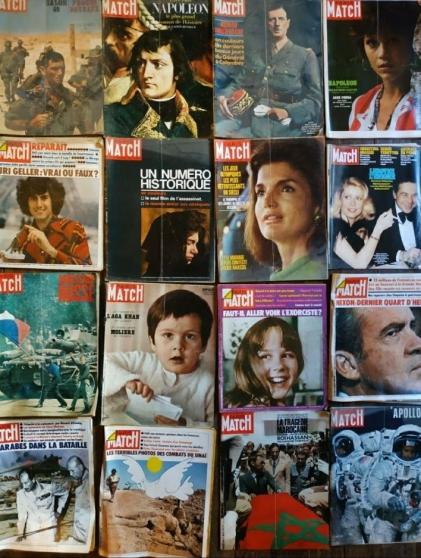Collection Paris Match