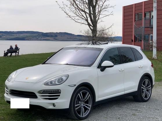 Porsche Cayenne 3.0D 239HP 4X4