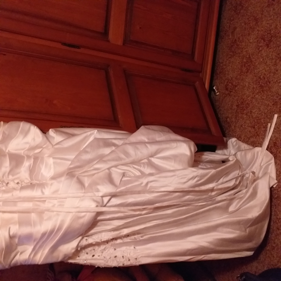robe de mariée - Photo 2