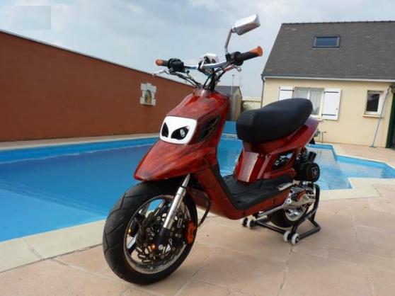 Annonce occasion, vente ou achat 'Booster spirit 200 KM 70cc'