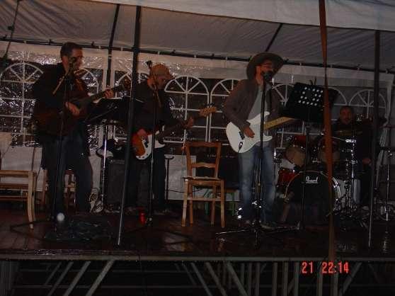 Groupe de musique recherche chanteuse