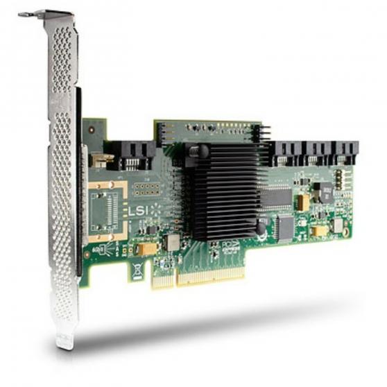 Annonce occasion, vente ou achat 'Contrôleur HP LSI SAS 9212-4i RAID'