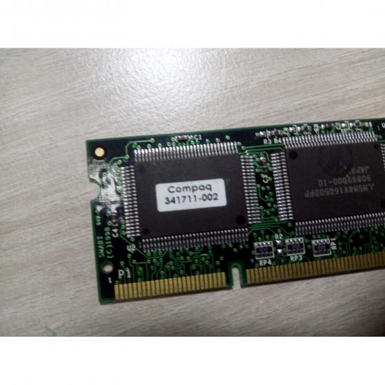 Annonce occasion, vente ou achat 'Compaq mémoire 4 Mo SGRAM 341722-002'