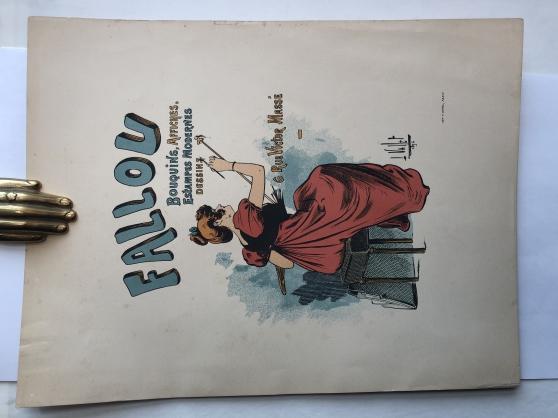 FALLOU - VALLET -1897